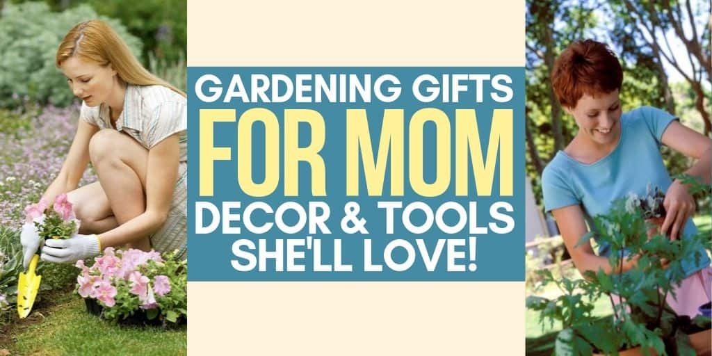 The Absolute Best Gardening Gifts For Moms You Should Grow