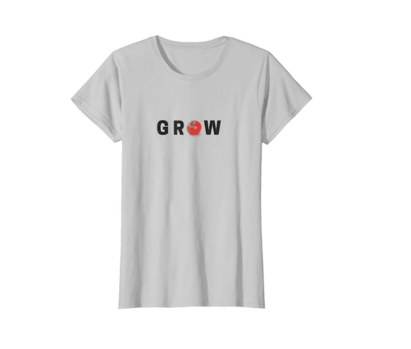 Grow Tomato T-shirt Women