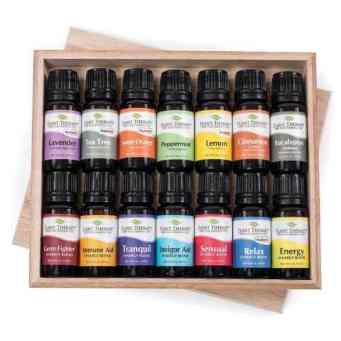 7&7 Essential oils set included in this giveaway with Plant Therapy.