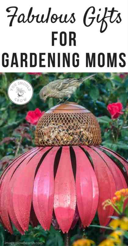 Fabulous gifts for gardening moms. Buy your mom a gift she'll love.