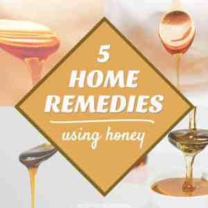 Take Advantage Of Honey's Healing Properties