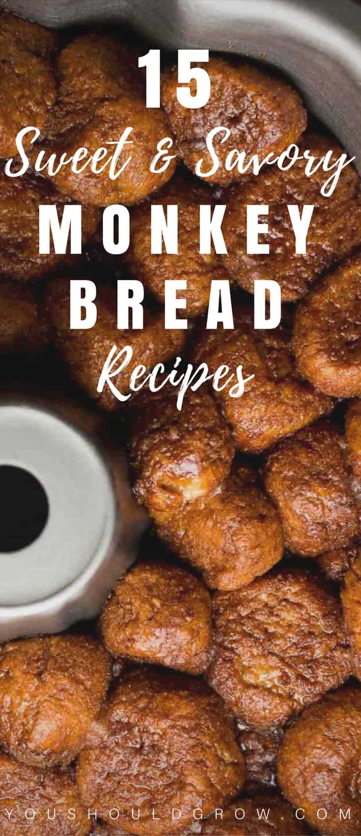 Gooey monkey bread is an indulgence that's always a hit at family dinners, potlucks, and even breakfast!So these delicious breads are perfect for holiday gatherings of all varieties. All that soft, fluffy bread mixed up with tantalizing ingredients - it is absolutely irresistible. It invites you to stand around the table, pulling off mouth-watering chunks of bread to savor as you enjoy conversations with friends.