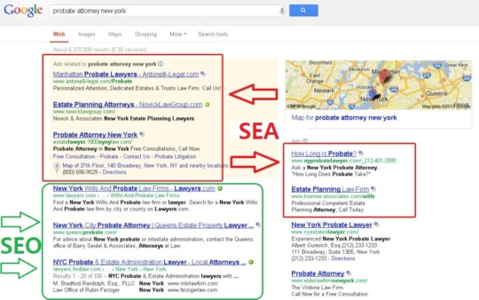 seo-sea-page-display
