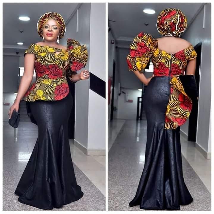 asoebi dresses
