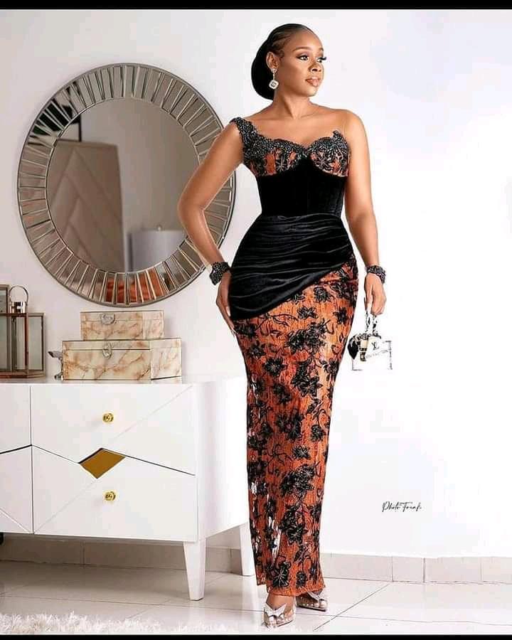asoebi dresses for wedding