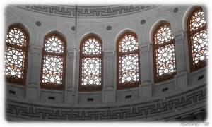 Wooden Windows - Masjid-al-Haraam, Saudi Arabia