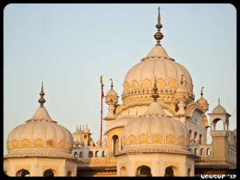 The gurdwara