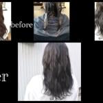 ブリーチしないで積み重ねるシルバーグレーカラー【まやさん】の髪の毛@名古屋@天白区