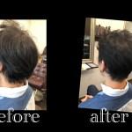 頭の形が悪い…【絶壁】と気にする男性には後頭部ポッコリのリーゼントショートの髪型がお洒落!