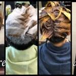 愛知名古屋でブリーチからのイエローグラデーションカラーが爽やか|みつのぶさんの髪色