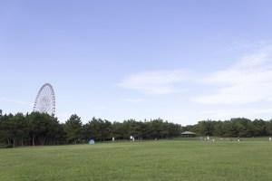 葛西臨海公園の景色