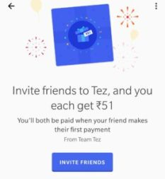 google-tez-refer-and-earn