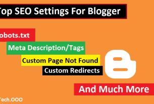 seo-settings-for-blogger