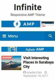 infinite-amp-blogger-template