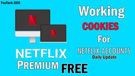 Netflix Cookies