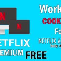 Netflix Cookies - Free Netflix Premium 100% Working Cookies