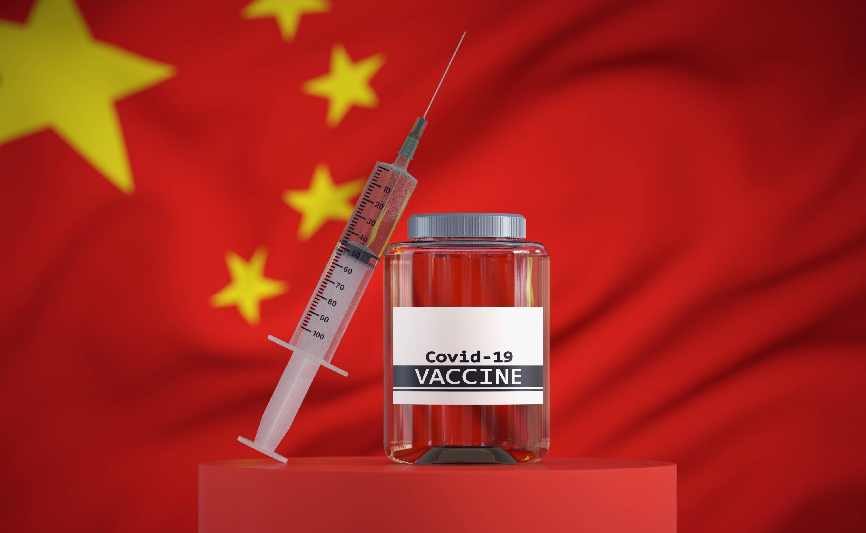 Chinese company shows early signs of promising COVID-19 vaccine.