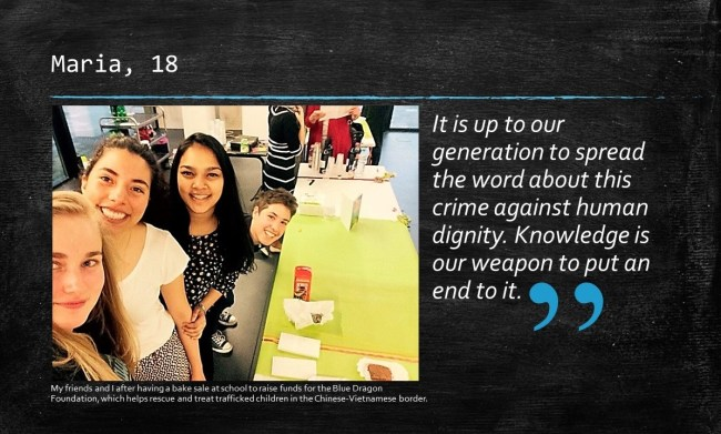 Youth Undergrounders Web_Maria Quote