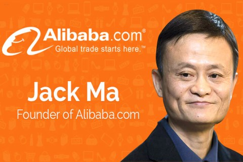 Stay Hungry,  Follow your Dreams____ Jack Ma