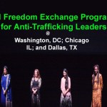 Global Freedom Exchange Program 2017 for Anti-Trafficking Leaders in USA