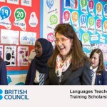 British Council Languages Teacher Training Scholarships 2017 in UK
