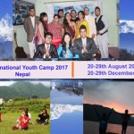 International Youth Camp 2017 in Nepal