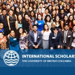 International Leader of Tomorrow Award 2018 at UBC in Canada