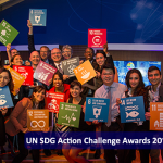 Apply for the UN SDG Action Challenge Awards 2018
