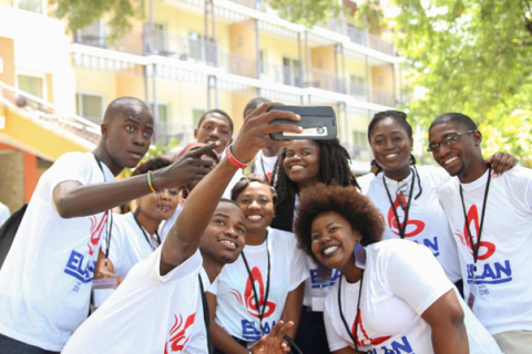 International Youth Symposium ELAN Haiti 2018 in Jacmel, Haiti