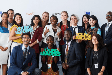European Development Days Young Leaders Programme 2018 in Brussels, Belgium
