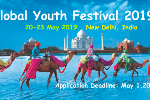 Global Youth Festival 2019 in New Delhi, India