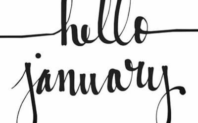 Youth Event Calendar – January