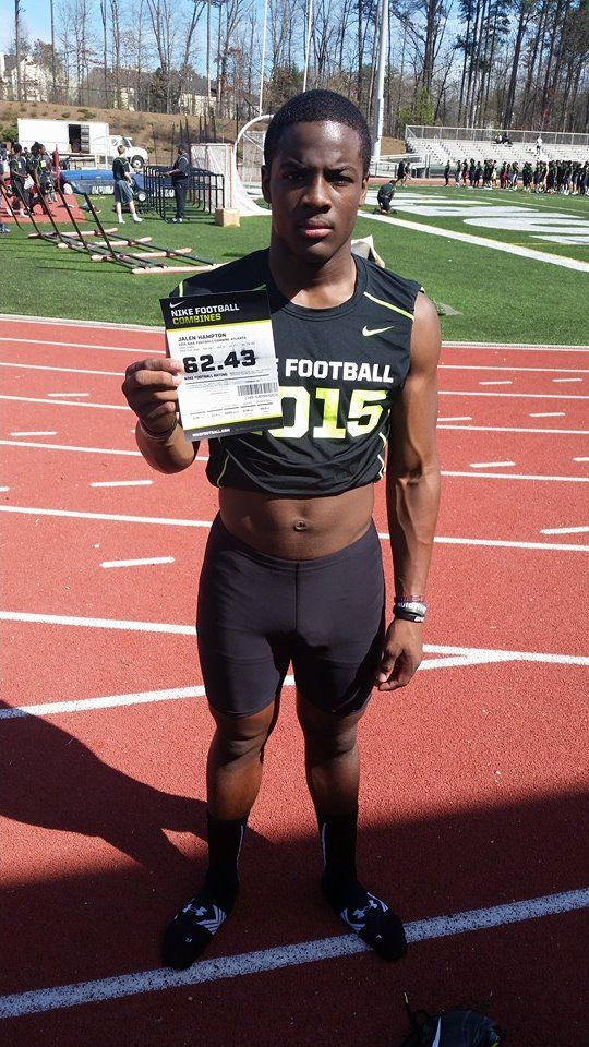 Jalen Hampton From Frederick MD Youth1