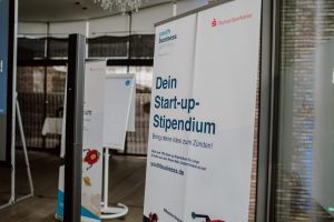 Das Start-Up-Stipendium von YBG