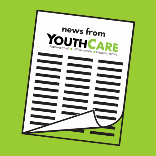 News from YouthCare graphic