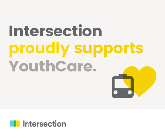 Intersection Sponsor Ad