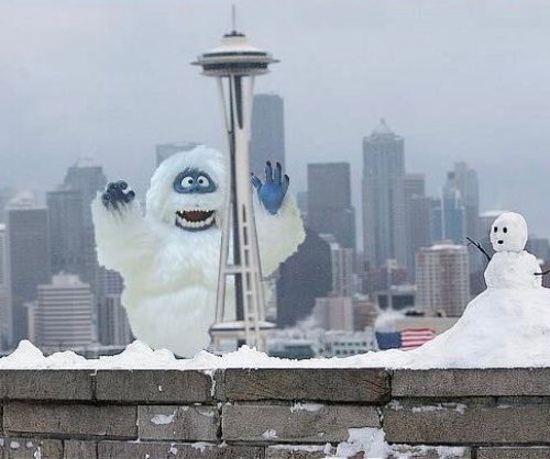 Seattle Snowmageddon