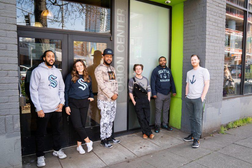 YouthCare Kraken Partnership Photos_5