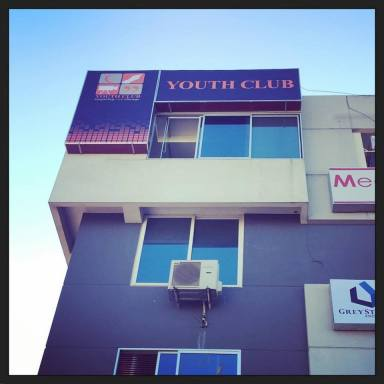The Youth Club Office in Islamabad