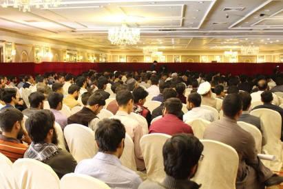 House full at YC's mega workshop