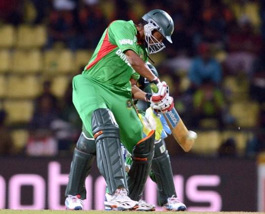 Shakib Al Hasan ICC Twenty20 2012