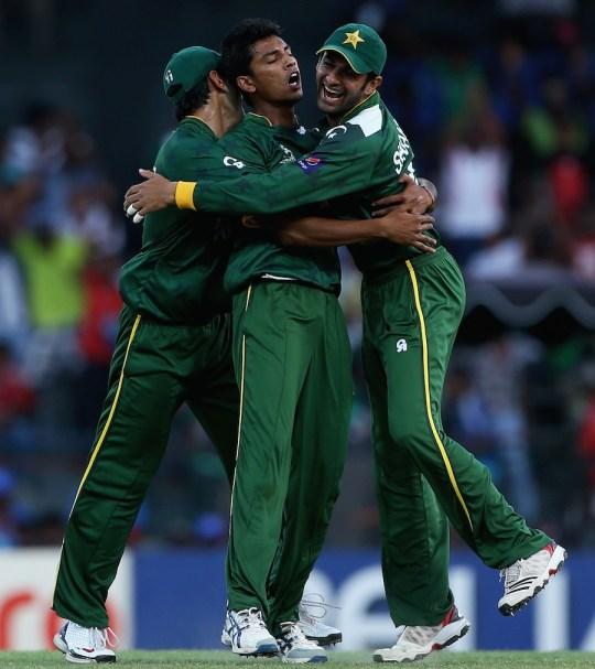 Raza Hasan ICC Twenty20 2012