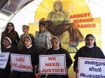 Kerala Police questions bishop accused of raping nun