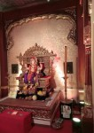 6ft Tall Agarbattis Donated to Popular Ganesh Mandals by Zed Black