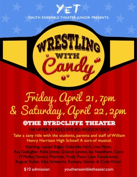 wrestling with candy4