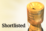 Guardian Charity Award Shortlisted 2015