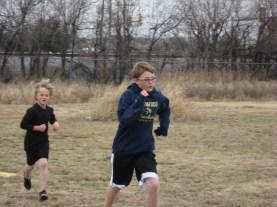 basic running technique