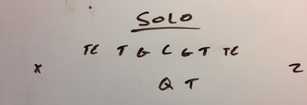 Solo Formation