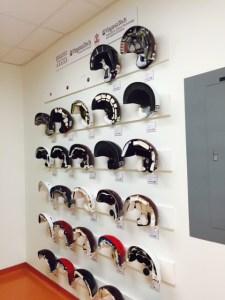 Virginia Tech Helmet Dr Duma Study