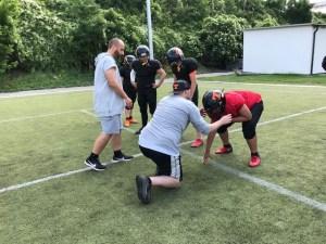 Youth football camp austria